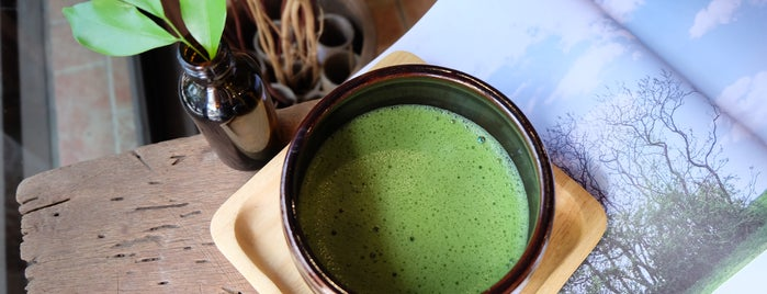 Meejai Hai Matcha - Matcha Green Tea Cafe is one of Chiang Mai.