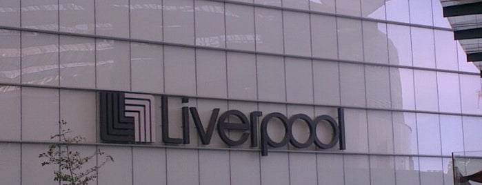 Liverpool is one of Lieux qui ont plu à Miguel.