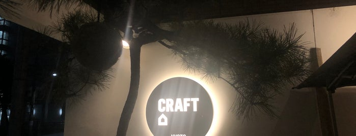 CRAFTHOUSE KYOTO 七条高瀬川 is one of Kyoto.