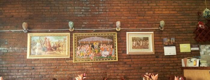 Taj Kabab & Curry is one of around the neighborhood.