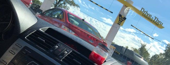 McDonald's is one of Posti che sono piaciuti a Scott.