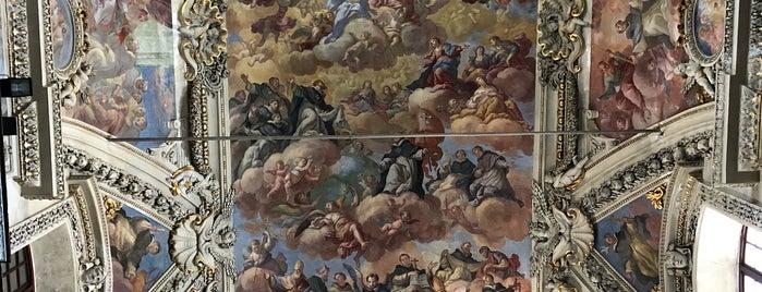 Chiesa Santa Maria Della Pietà is one of Palermo Sights.