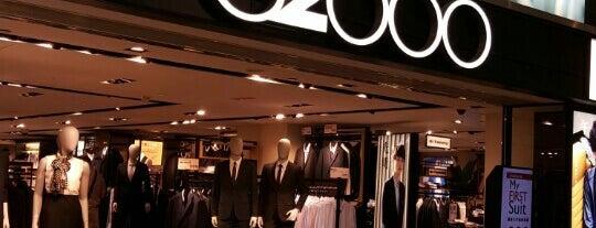 G2000 is one of Lugares favoritos de Winnie.