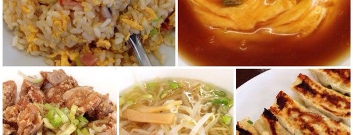 台湾料理 香縁 is one of NOBUNAGAさんのお気に入りスポット.