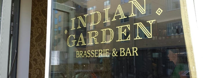 Indian Garden is one of Orte, die Clarissa gefallen.