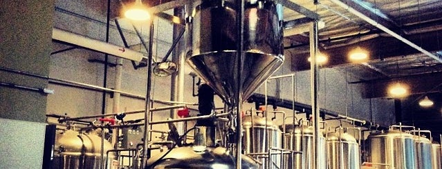 Rough Draft Brewing Company is one of San Diego: Underground and Over Delivered.