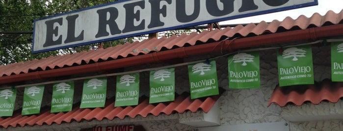 El Refugio is one of Visas & Area Codes.