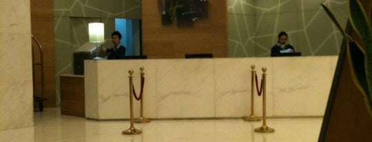 Holiday Inn Express Chengdu Gulou is one of Hotels.