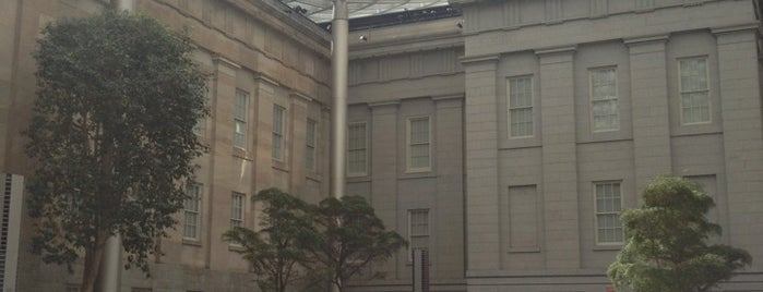National Portrait Gallery is one of Washington DC SPOTS 2 C.