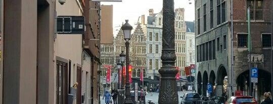 Caffe Mundi is one of Coffee Shops in Antwerp.