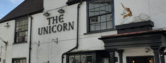 The Unicorn is one of Pub's, Club's e Coffee Shops!.
