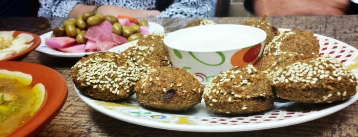 Sultan Dubai Falafel is one of Dubai List.