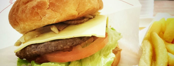 MOS Burger is one of Brisbane's Best Eating Spots.