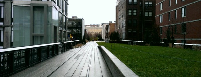 High Line is one of New York, New York.