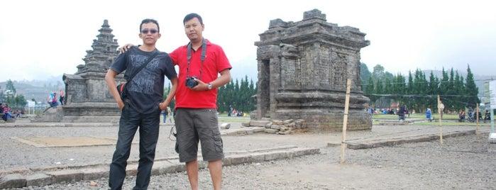 Kompleks Candi Arjuna is one of Java / Indonesien.