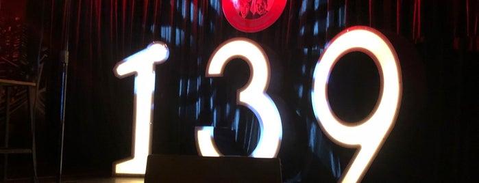 139 is one of Dany : понравившиеся места.