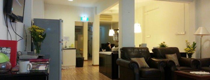 Society Backpacker Hostel is one of Travel.