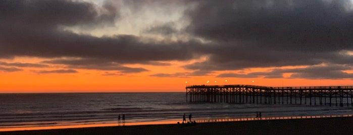 Pacific Beach is one of Paul'un Beğendiği Mekanlar.