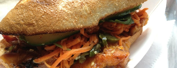 Num Pang Sandwich Shop is one of Asian Spots.