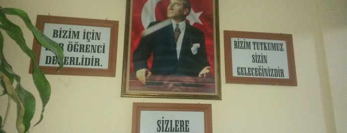 Mustafa Pars İlkogretim Okulu is one of Emir : понравившиеся места.