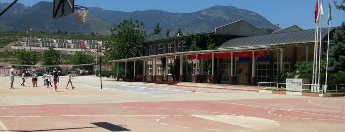 ODTÜ Geliştirme Vakfı Özel Denizli Okulları is one of Gülper 님이 좋아한 장소.