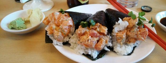yellowfish sushi is one of Posti che sono piaciuti a G.