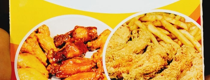 Hip Hop Fish & Chicken is one of Travel list.