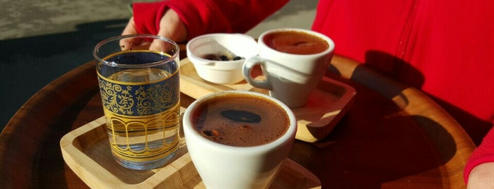 Just One Coffee is one of Mudanya.