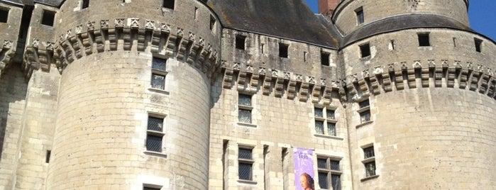 Castillo de Langeais is one of Bienvenue en France !.