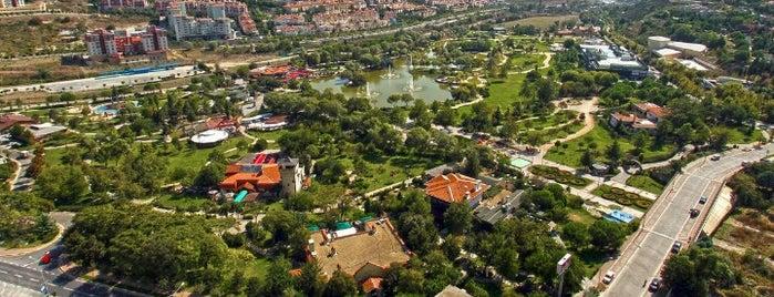 Bahçeşehir is one of Mekanlar (Denizli - İstanbul).