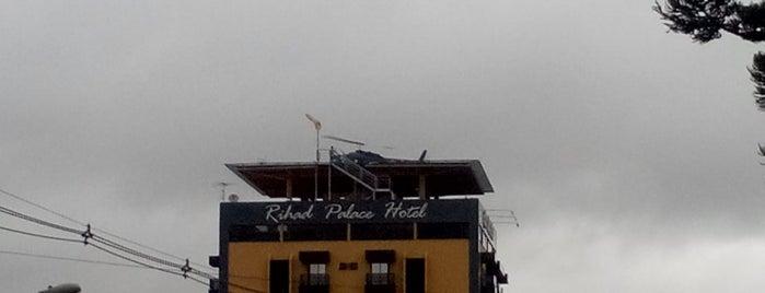 Rihad Palace Hotel is one of Alex 님이 좋아한 장소.