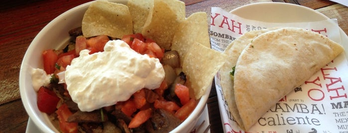 Salsa's Fresh Mex Grill is one of Restaurants – Café – Delivery.