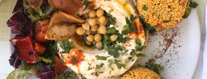 Akkawy is one of Hummus ist Liebe.