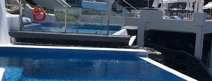 Pegasus Suites is one of Santorini.