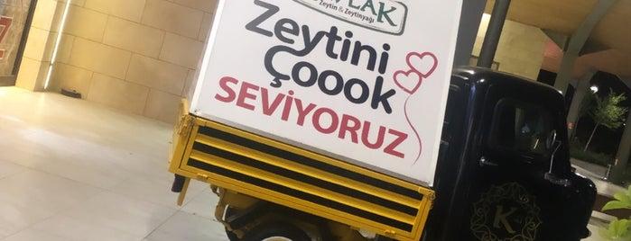 Kavlak Zeytin is one of Tempat yang Disukai Serpil.