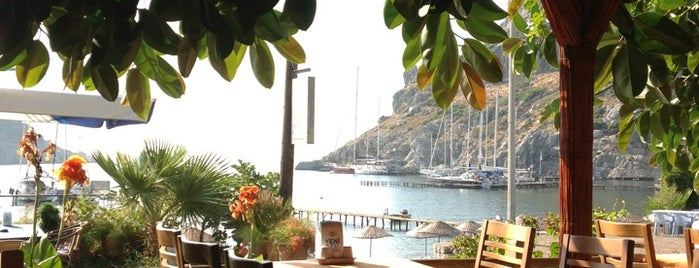 Rafet Baba Restaurant is one of Marmaris.