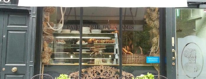 Patisserie Deux Amis is one of À faire à Londres.