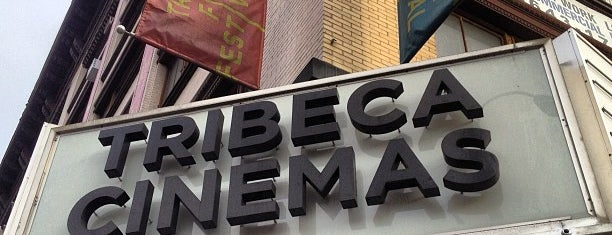 Tribeca Cinemas is one of Gone But Not Forgotten....