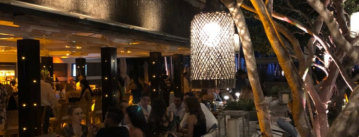 1 Hotel South Beach Rooftop & Lounge Bar is one of September & October.
