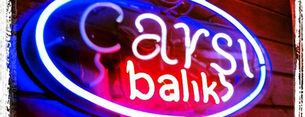 Çarşı Balık is one of 20 favorite restaurants.
