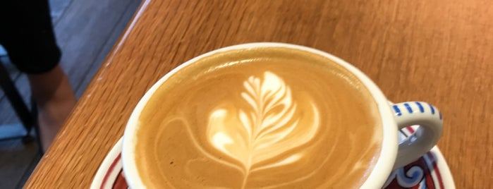 La Colombe Coffee Roasters is one of Danyelさんのお気に入りスポット.