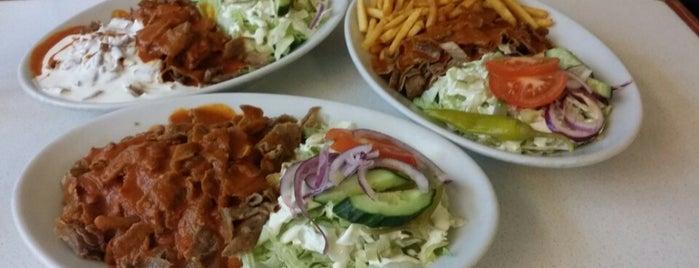Erkan Bistro & Restaurant is one of Posti che sono piaciuti a Olga.