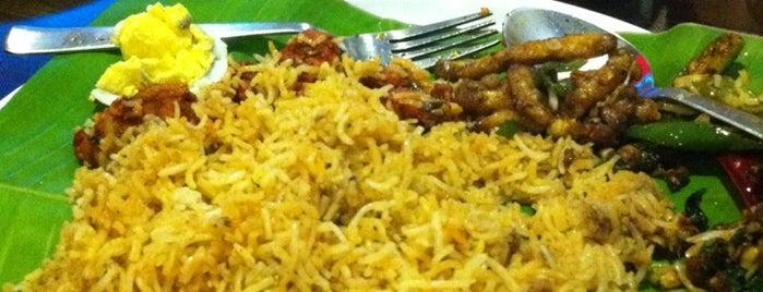 Kritunga Restaurant is one of Lugares guardados de Avinash.