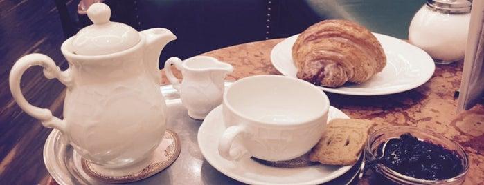 Gmeiner Kaffeehaus & Confiserie is one of My favorites.