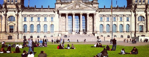 Reichstag is one of Historical Berlin.