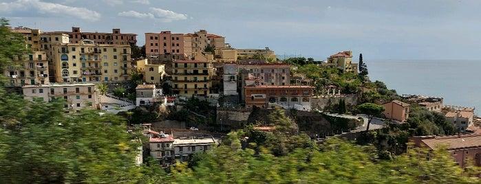 Vietri sul Mare is one of Amalfi.