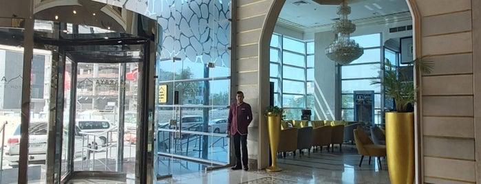 Saraya Corniche Hotel is one of Tempat yang Disukai Hdo.