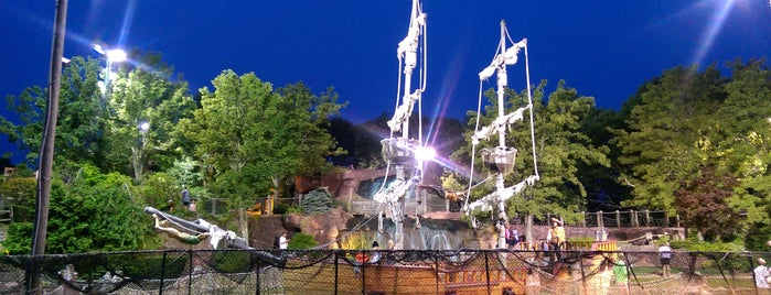 Pirate's Cove Adventure Golf is one of A Weekend Away in Cape Cod.