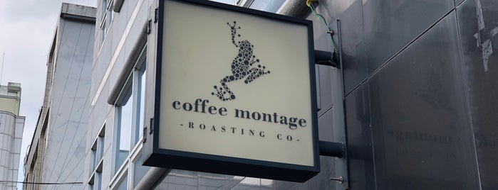 Coffee Montage is one of Seoul Food & Drink.