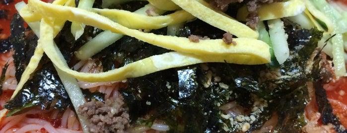 벌집칼국수 is one of noodle.